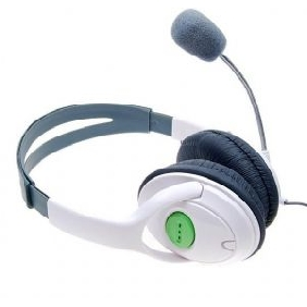 Sensational Headset with Mic for XBox 360