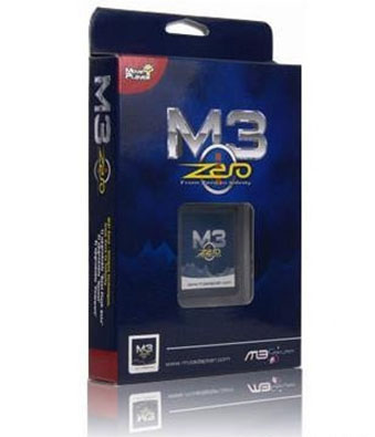 M3i Zero Sakura for N3DS/NDSL/NDSi V1.46