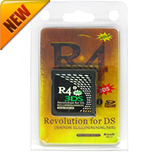 Genuine R4i gold 3ds for 3DS ,DS ,DSL ,DSi V1.4.5