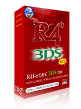 R4i SDHC 3DS RTS for 3DS ,DS ,DSL ,DSi V1.4.5